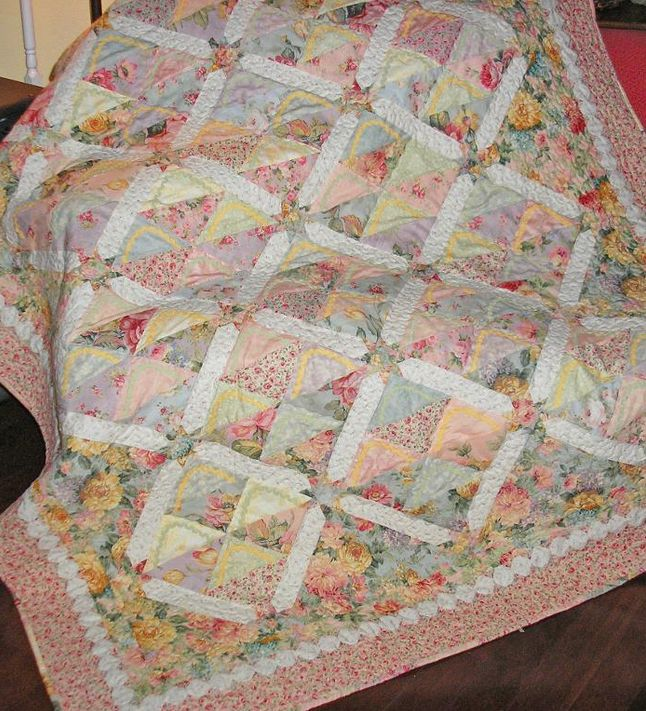 10 Charm Quilts – Perfect for Charm Pack 5 Inch Squares!   Quilt Show News