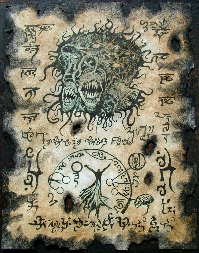 Cthulhu LARP Cult of Yog Sothoth Lovecraft Monsters ...