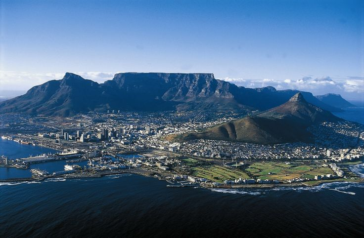 Mother City, Cape Town