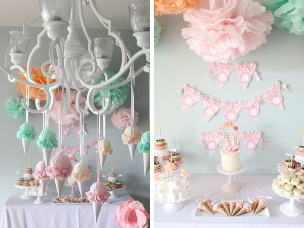Ice Cream Party by Icing Designs