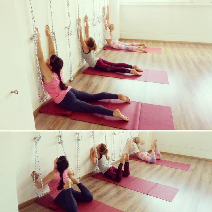 50 Best Sensational Yoga Poses Images On Pinterest