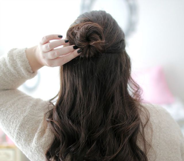 Winter No-Heat Hairstyle: Refresh Your Hair Fast!