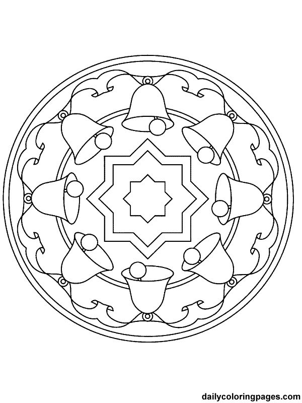 92 best images about Mandala  Christmas  Winter on Pinterest