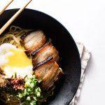 Bacon and Egg Breakfast Ramen · i am a food blog i am a food blog