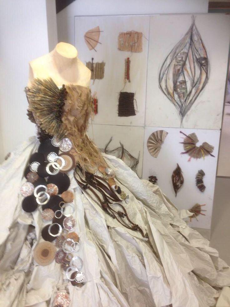 A-Level Art | DESIGN - Fashion, Textiles, Costume ...