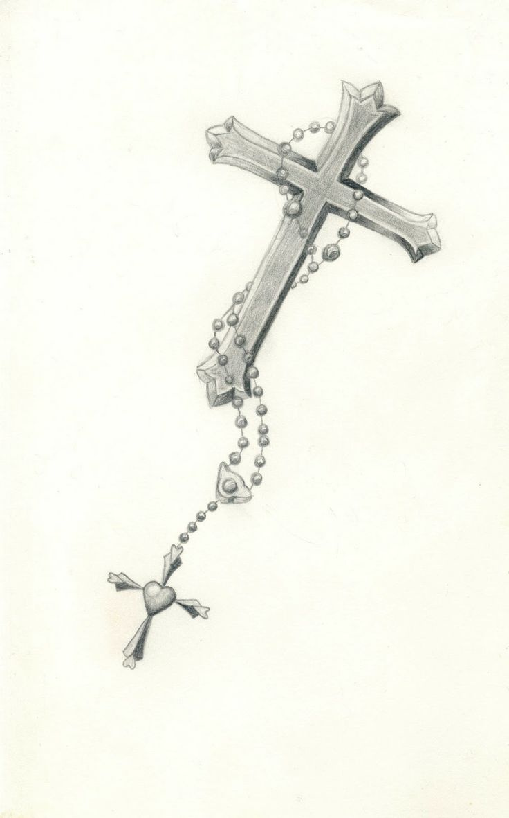 61 best rosary tattoos for women images on Pinterest