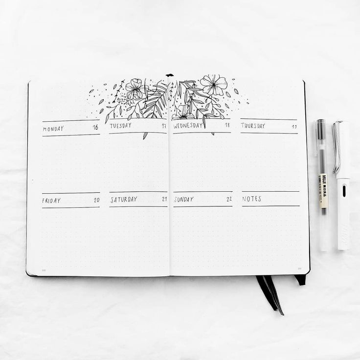 The Unrivaled Guide To Setting Up A Minimalist Bullet Journal
