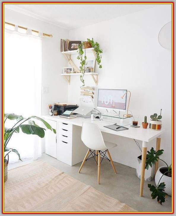 Most Popular Modern Home Office Design Ideas For Inspiration Modern Interior Design In 2020 Cozy Home Office Small Home Office Office Interior Design