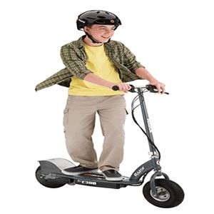 Razor E300 Electric Scooter is a great electric scooter for teenagers and older kids find out why here http://www.scooterselect.com/best-electric-scooter-for-kids/
