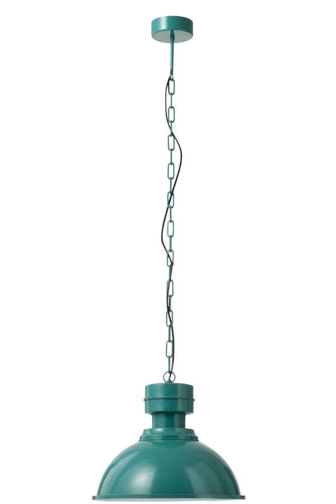 J Line Hanglamp Rond Metal Groen Hanglamp Metaal Groen