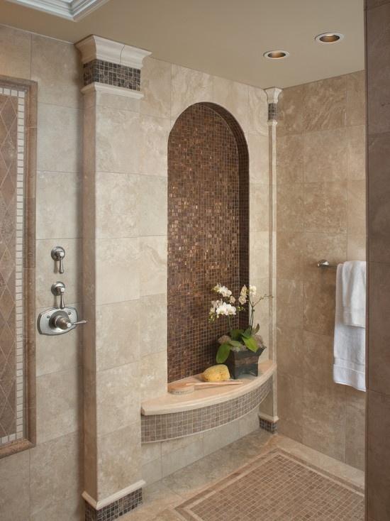 28 best images about bathroom inspiration on pinterest for Mediterranean design bathroom