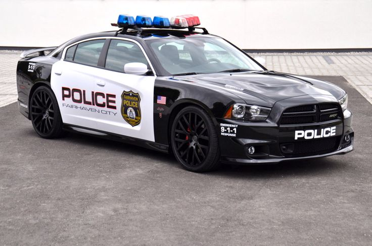 Police Charger