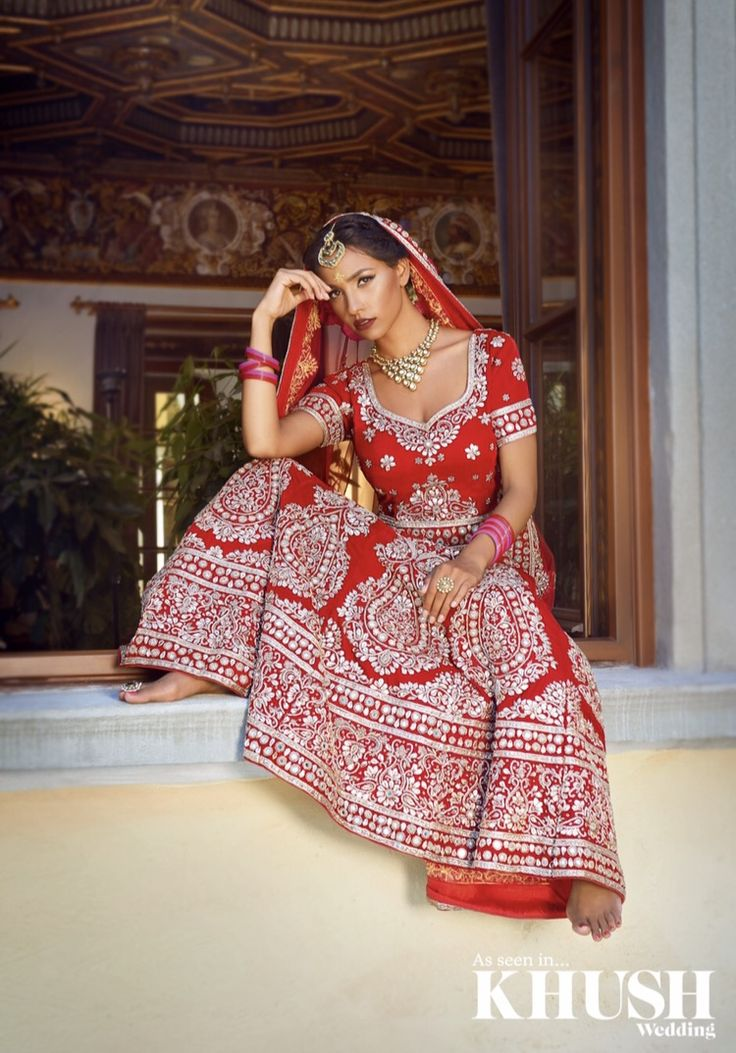 Wear red to wed! Classic yet sophisticated  this piece from Maysa is one for the wish list. 485 - 487 Leeds Road Bradford, BD3 9ND +44(0)7902 708 755 mymaysaonline@gmail.com Makeup: Gini Bhogal - Beauty Just Around The Corner Hair: Mukhtar Rehman Hairstylist Jewellery: Anees Malik Bangles: The Lotus London Location: Villa Pliniana, Lake Como