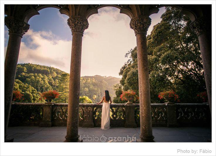 Engagement Session – Monserrate Palace