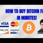 How To Buy Bitcoin With Paypal Credit Card  Instantly Anonymously Buy Bitcoin