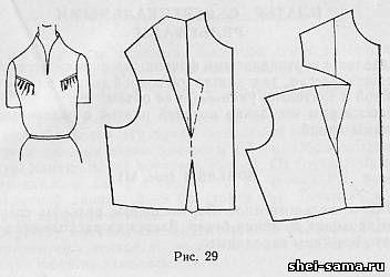 7. Моделирование - Искусство шитья - Всё о шитье