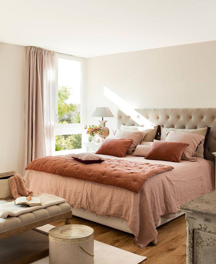 Las 25 mejores ideas sobre camas king en pinterest - Luz para leer en la cama ...