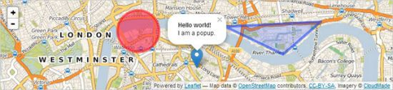 OpenStreetMap plus Leaflet: Getting Started