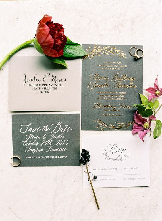 Nathan Westerfield Photography   Nashville Wedding Photography at  Bloomsbury Farms   Table   The Dress Theory   Calligraphy Invitation Suite498 best Wedding Invites   Paper images on Pinterest   Wedding  . Nashville Wedding Invitations. Home Design Ideas