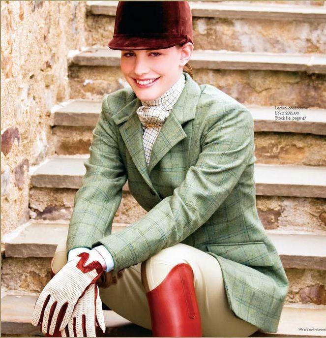 Sarah Bentley Clothing: Smiling Fox Huntress