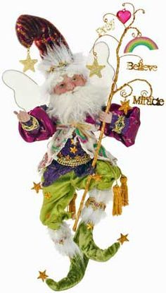 Mark Roberts Believe In Miracles Fairy