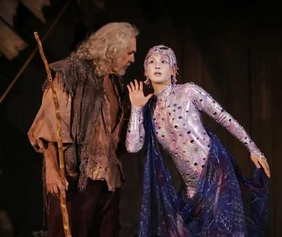 the remarkable character of paulina in the winters tale a play by william shakespeare The winter's tale (characters of the play) william shakespeare  paulina – a noblewoman of sicily  the winter's tale, classified as a comedy, appeared in the second volume of rowe's.
