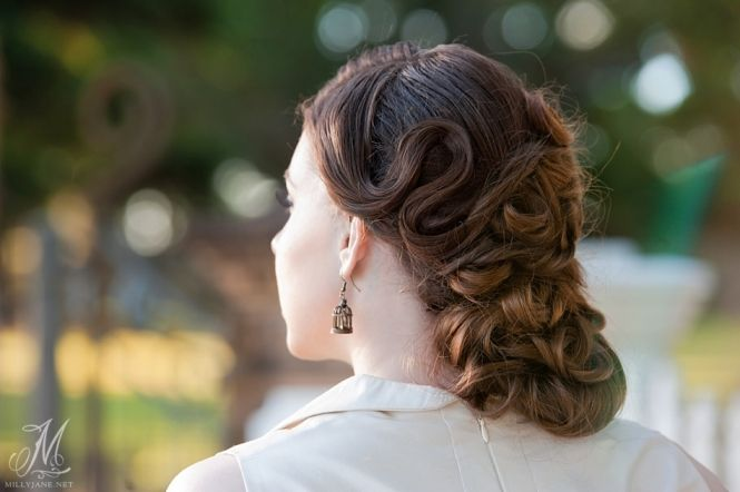 Vintage Bride ~ 50s Wedding with Mint & Cream Holden ~ Photography by Milly Jane Photography [millyjane.net] ~ Hair and Beauty by VIP Bridal Beauty ~ #vintagebride #vintagewedding #vintagebridemagazine #vintagehair #