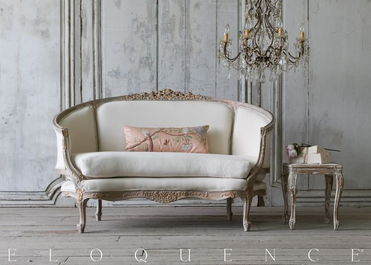 ELOQUENCE® Vintage Settee                                                                                                                                                     More
