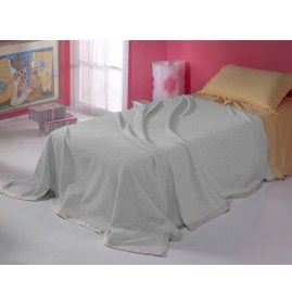 SPRING CRADLE BLANKET IN PURE CASHMERE LYDIA