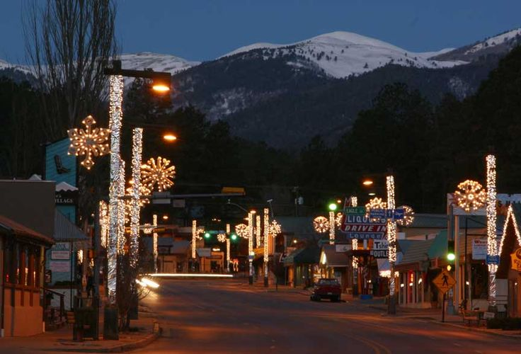 The Nightlife of Ruidoso, New Mexico