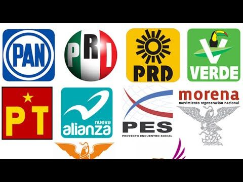 Partidos Políticos Controlados por masones Illuminati en Mexico En el siguiente video expongo el control de la masoneria de todos los partidos politicos en m...