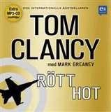 Rött hot [Ljudupptagning] / Tom Clancy   #ljudbokstips #ljudbocker #mp3 #thrillers