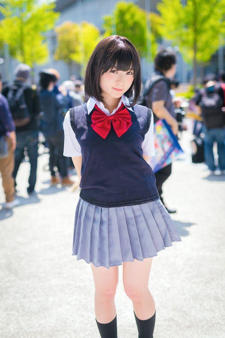 character :安良岡花火 yasuraoka hanabi / cosplayer :未凛(@mirin_09 )