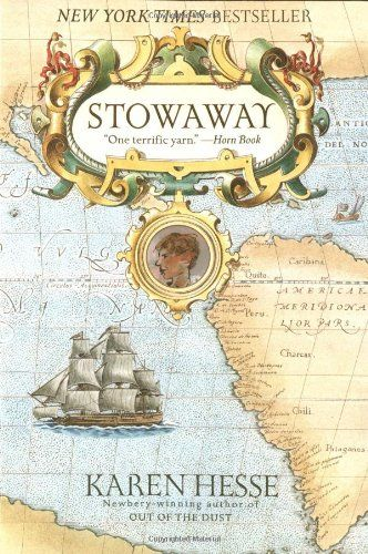 Stowaway - A story of a boy who stows away on the Endeavour headed to the South Pacific and, in doing so, is with Cook when Australia is discovered by the British. Exciting. Ages 8 — 15 yrs