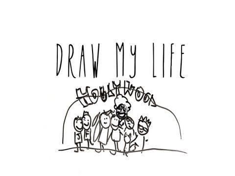 Draw my life______________Sam Pepper
