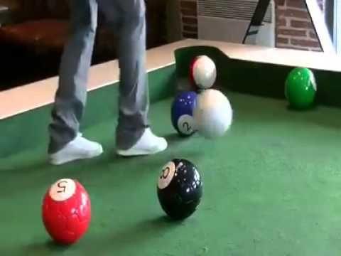 ▶ Snooker football - YouTube