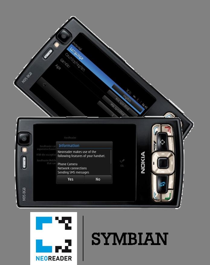 NeoReader: lector códigos QR apto para móviles