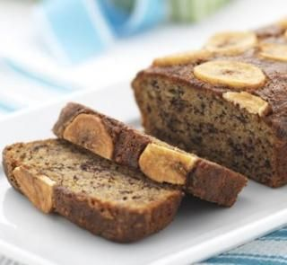 Brilliant banana bread: Gluten and dairy free