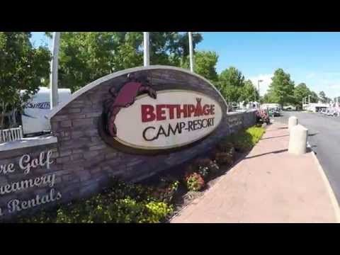 Of Campgrounds in Virginia Bethpage Has Been Voted Best in the Nation