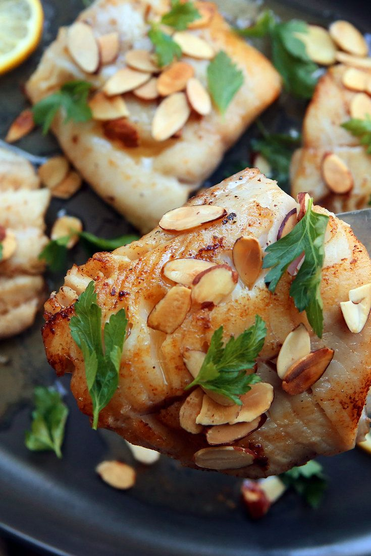 100 white fish recipes on pinterest grill fish recipe for Healthiest white fish