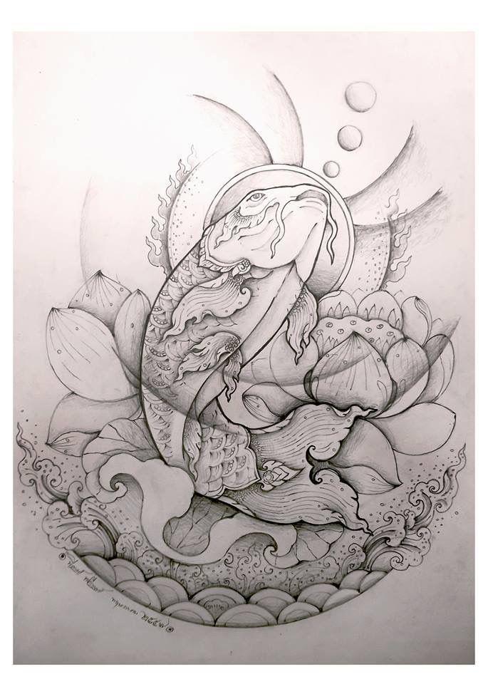 Sketch random idea art pinterest tattoo thai for Random sketch ideas