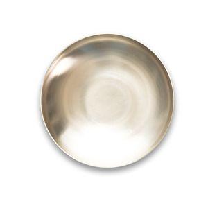 광주요 모던 유기 한식기 17 / Kwangjuyo Modern brassware plate 17 / 116,100 won