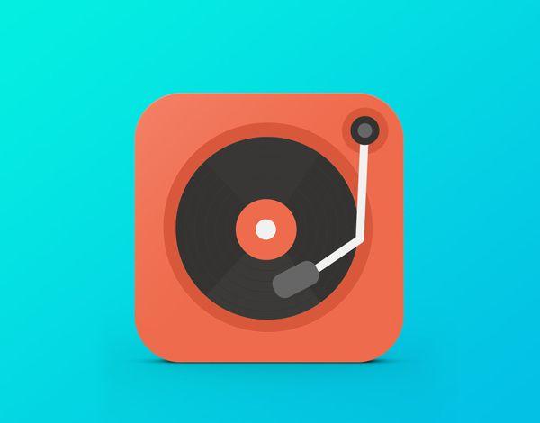 App Icons by Al Power, via Behance