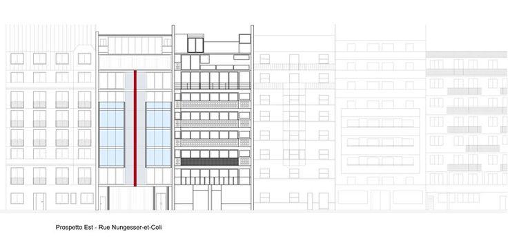 Progettare accanto a Le Corbusier, Parigi, 2014