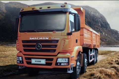 Shacman M3000 dumper