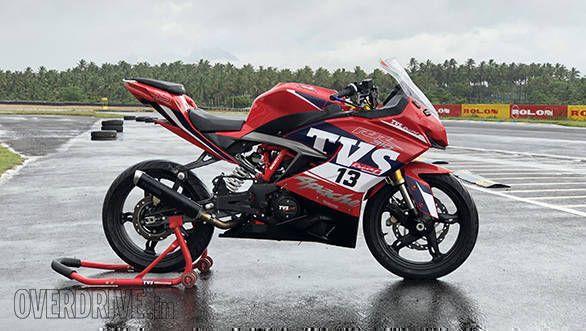 Tvs Apache Rr 310 2020 Super Bikes Racing Riding