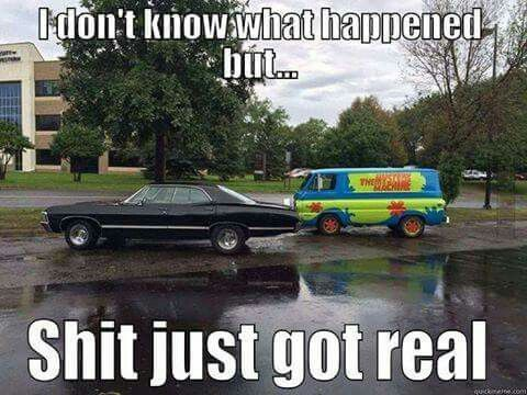 The two greatest crime-fighting mystery-solving cars of all time