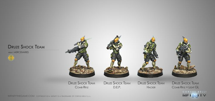 Druze Shock Team