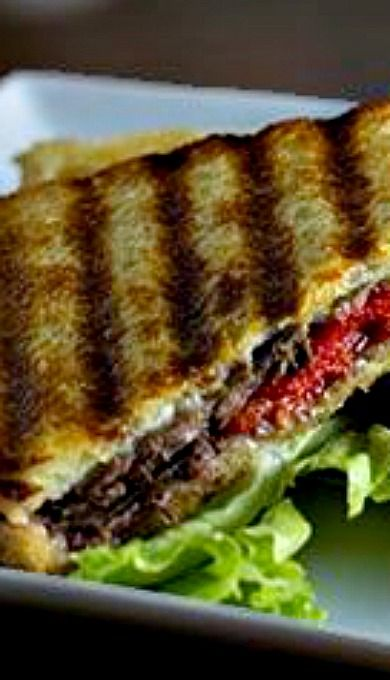 Havarti and Roast Beef Panini | Recipe | Roast Beef, Paninis and ...