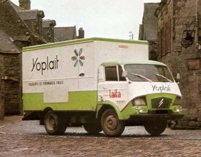 Citroën 350 Yoplait